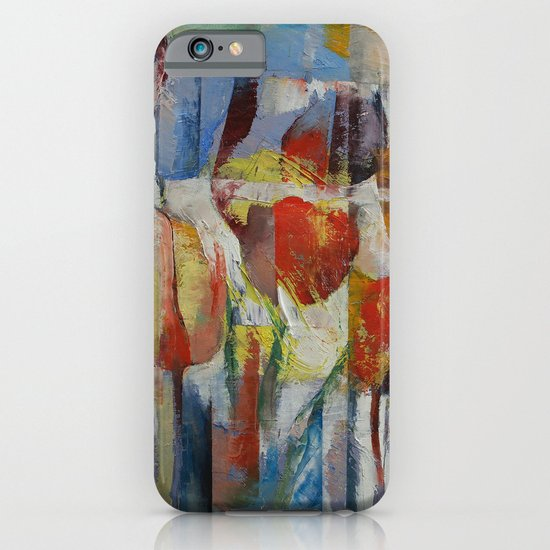 Tulips iPhone & iPod Case