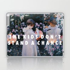 Lilies Don't Stand A Chance Laptop & iPad Skin