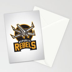 Republic Rebels Stationery Cards