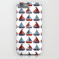 My Little Sail Boat. iPhone 6 Slim Case