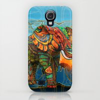 Galaxy S4 Cases featuring Elephant's Dream by Waelad Akadan