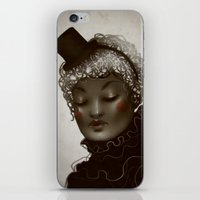 Madeline iPhone & iPod Skin