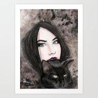 Samhain 2013 Art Print