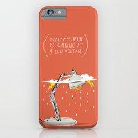 LOW VOLTAGE iPhone 6 Slim Case