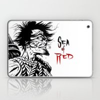 Sea Of Red Laptop & iPad Skin
