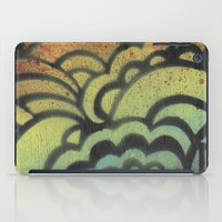 Drawing Meditation Stenc… iPad Case