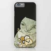 iPhone & iPod Case featuring Time by Kristina Sabaite