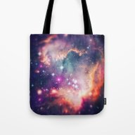 The Universe Under The M… Tote Bag