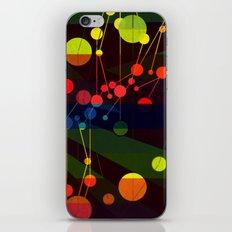 Planetary System I iPhone & iPod Skin