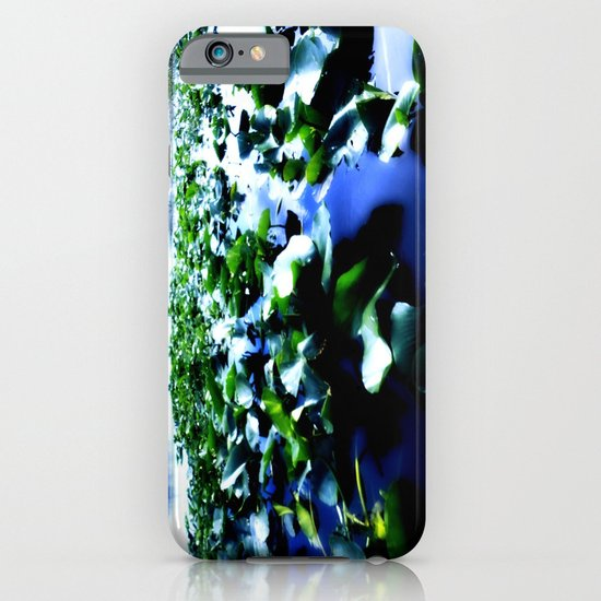 tropical botanica iPhone & iPod Case
