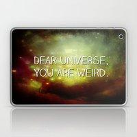Dear Universe Laptop & iPad Skin