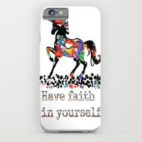 Have Faith In Yourself iPhone 6 Slim Case