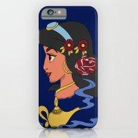 Disney Princess Jasmine  iPhone 6 Slim Case
