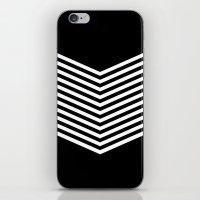 Stripes Vol.2 iPhone & iPod Skin