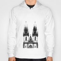 Tyn Church - Prague Hoody