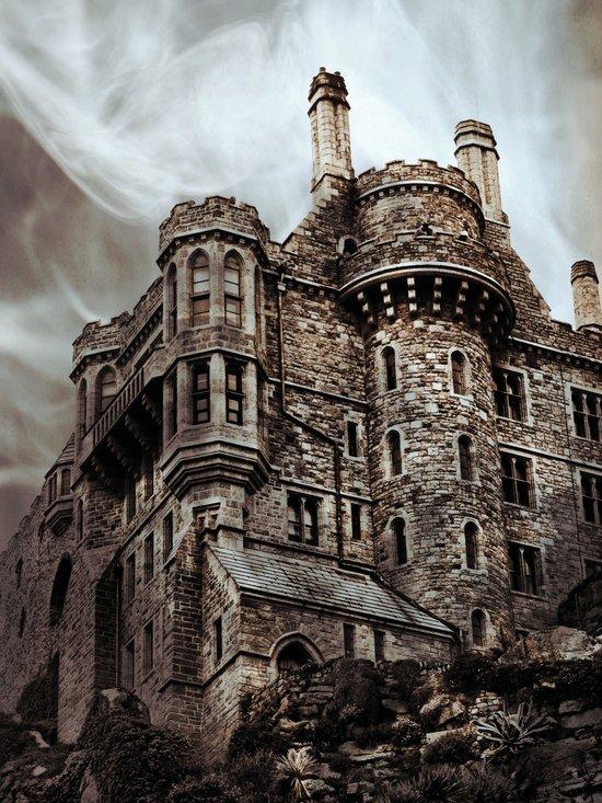 St Michaels castle Art Print