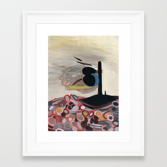 More Than Just The Wind In Your Sails Framed Art Print
