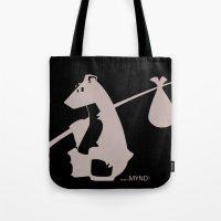 The Original Bear Tote Bag