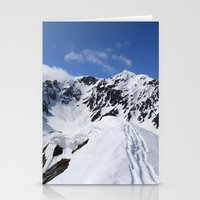 Mount Marathon Stationery Cards