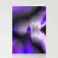 Eye Purple Stationery Cards