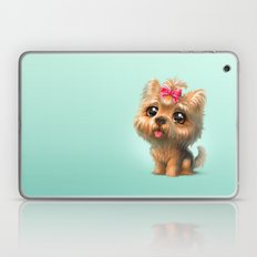 Yorkshire Terrier Laptop & iPad Skin