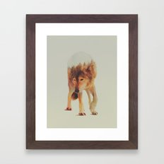Norwegian Woods: The Gre… Framed Art Print