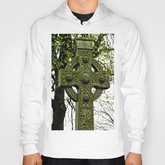 Celtic Cross at Monasterboice Hoody