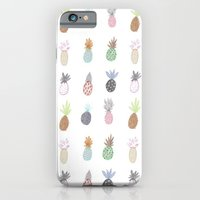 Pineapples iPhone 6 Slim Case