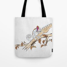 Envy - The Chameleon of Rock Tote Bag