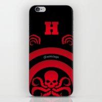 Hail Hydra #1 iPhone & iPod Skin