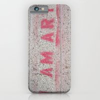 iPhone & iPod Case featuring I Am Art by Jillian Michele