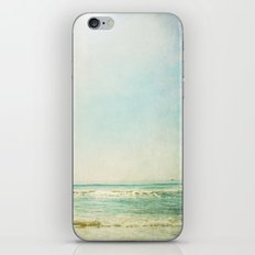 This Time I'll Stay iPhone & iPod Skin