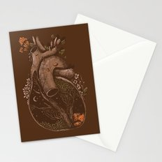 In the Heart of the Woods Stationery Cards