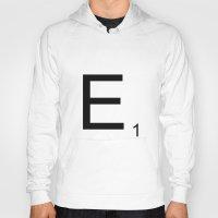Scrabble E Hoody