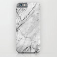 Carrara Marble iPhone 6 Slim Case