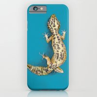 Leopard Gecko iPhone 6 Slim Case