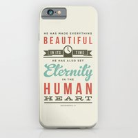 He has made everything beautiful iPhone 6 Slim Case