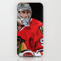 iPhone & iPod Case featuring Cory Crawford by Thousand Lines Ink