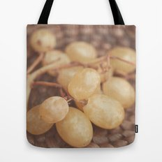White Muscat Grapes Tote Bag