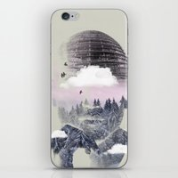 Contemplating Dome iPhone & iPod Skin