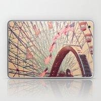 Biggest Wheel in Texas Laptop & iPad Skin