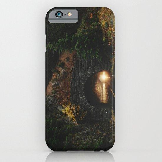 Rainier Tunnel iPhone & iPod Case