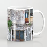 Old Sicilian Facade Of T… Mug