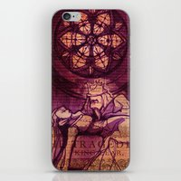 King Lear Shakespeare Fo… iPhone & iPod Skin