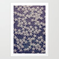 Starry Starry Night (1) Art Print