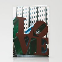 Philly Love [2] Stationery Cards