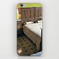 Sardinian bed room  iPhone & iPod Skin