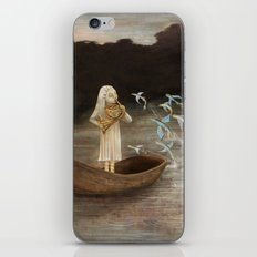 Solo at Dawn iPhone & iPod Skin