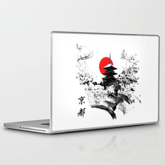 Kyoto - Japan Laptop & iPad Skin