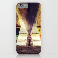 iPhone & iPod Case featuring 'GRAFFITI' by Dwayne Brown